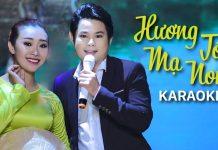 Karaoke Hương Tóc Mạ Non
