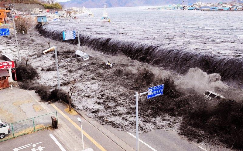 động đất, sóng thần, phong thủy, Nhật Bản,