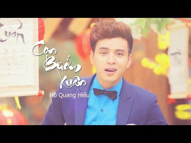 Con Bướm Xuân - Hồ Quang Hiếu (Official MV)