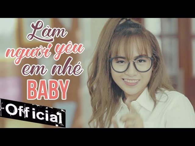 Làm Người Yêu Em Nhé Baby - Wendy Thảo (Official MV 4K)