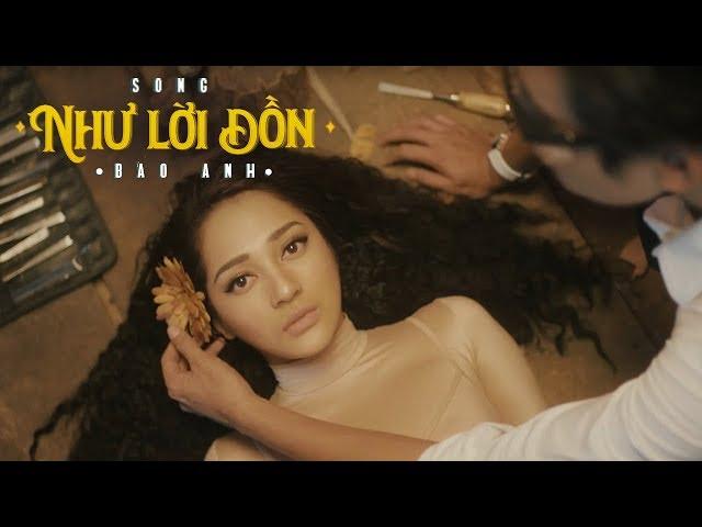 Như Lời Đồn - Bảo Anh (Official MV)