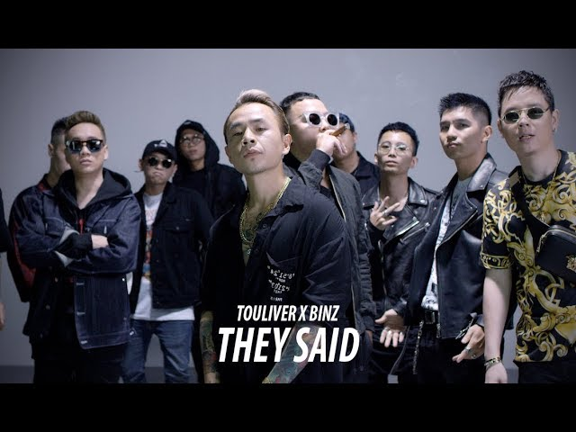 They Said - Touliver ft. Binz (Official MV)