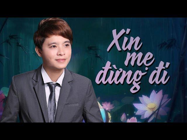 Xin Mẹ Đừng Đi - Hoàng Minh (Video Lyrics)