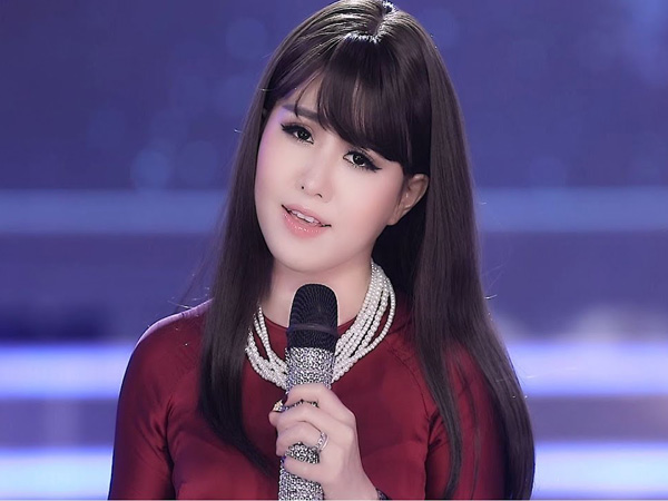 Tiểu sử ca sĩ Ý Linh