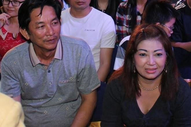Bố và Mẹ của Hoài Lâm