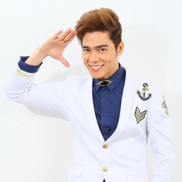 con đường sự nghiệp ca sĩ Lưu Chí Vỹ