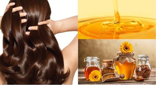 2 cách làm đẹp bằng mật ong dành cho tóc