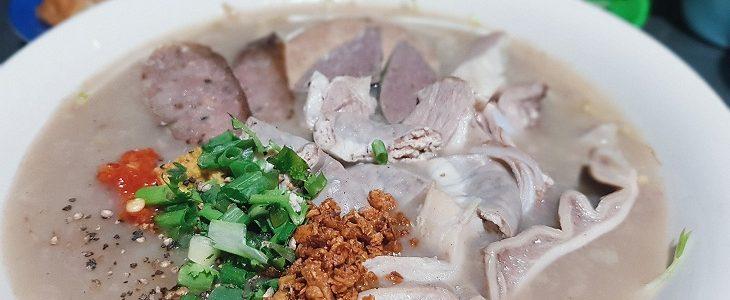 Những quán cháo lòng ngon ở Hà Nội
