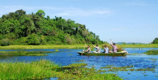 TOP 3 địa điểm đi chơi cắm trại tại Sài Gòn