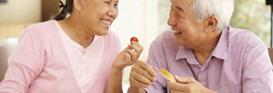 Top 5 thực phẩm chức năng tốt cho người già